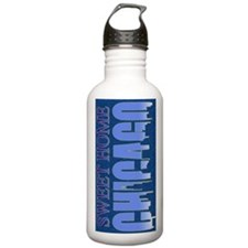 Sweet Home Chicago Water Bottle