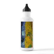 Van Gogh Wheatfield wi Water Bottle