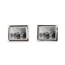 New York City Firemen Cufflinks