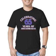 65 years old birthday design T