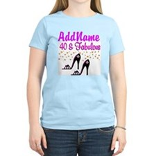 GLAMOROUS 40TH T-Shirt