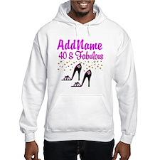 GLAMOROUS 40TH Hoodie