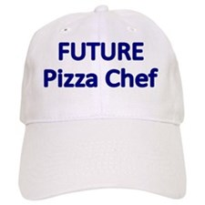 Future Pizza Chef Baseball Cap