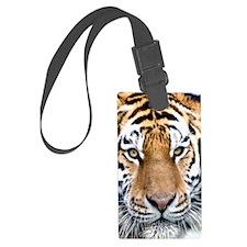 Makari Tiger Confidence peace an Luggage Tag