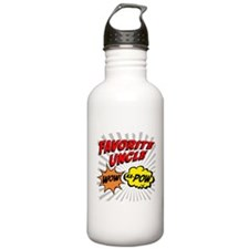 Favorite Uncle Water Bottle