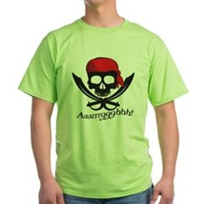 Pirate Aaarrrggghhh! T-Shirt