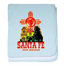 SANTA FE LOVE baby blanket