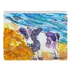 Stacia Nicole's Watercolor Wall Calendar