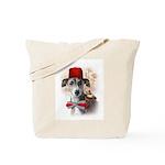 Adventure Italian Greyhound Tote Bag