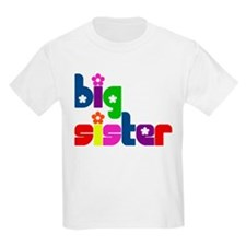 Big Sister (Welcoming the New Baby) T-Shirt