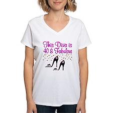 40TH HIGH HEEL Shirt