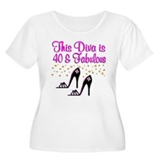 40TH HIGH HEEL T-Shirt