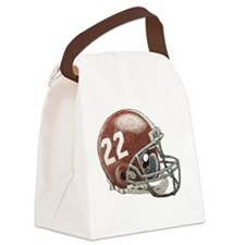 Champion's Crown Canvas Lunch Bag