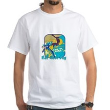 Surfing Half Moon Bay Shirt