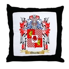 Eduardo Throw Pillow