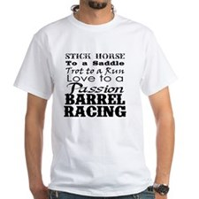 Barrel Racing Passion Shirt