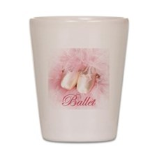 Ballet Shot Glass