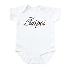 Vintage Taipei Infant Creeper