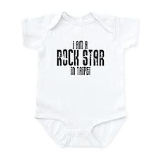 Rock Star In Taipei Infant Creeper