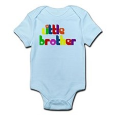 Little Brother (Gift for the New Baby) Infant Body