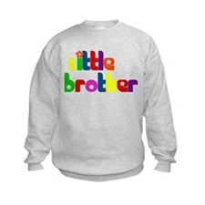 Little Brother (Gift for the New Baby) Sweatshirt