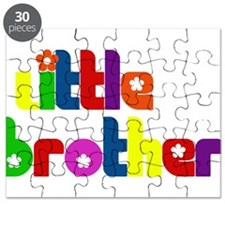Little Brother (Gift for the New Baby) Puzzle