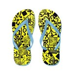 Flip Flops-Abstract Design