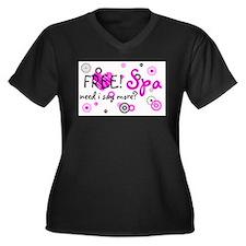 Spa Design 2 Plus Size T-Shirt