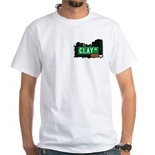 Clay Av, Bronx, NYC Shirt