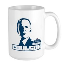 Agent Coulson Large Mug