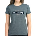 S.H.I.E.L.D. Women's Dark T-Shirt
