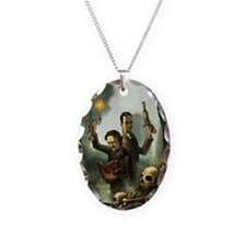 Poe & Phillips Cover  Necklace