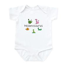 Holdenosaurus Infant Bodysuit