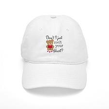 Bear Heart Melt Baseball Cap