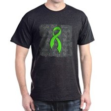Muscular Dystrophy Fight Defy Win T-Shirt