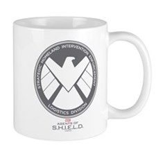 Metal Shield Mug