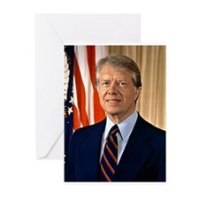 Jimmy Carter Greeting Cards