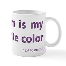 Valium is my favorite color Mugs