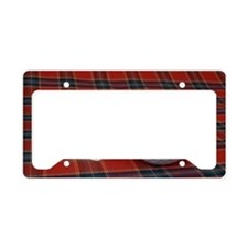 Scots License Plate Holder