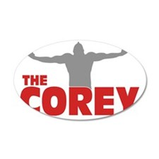 the Corey Wall Decal