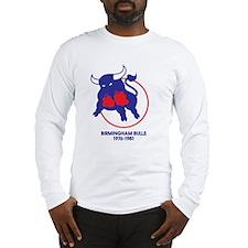 Birmingham Bulls (v2) Long Sleeve T-Shirt