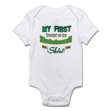 Zimbabwean baby design Infant Bodysuit