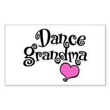 Dance Grandma Decal
