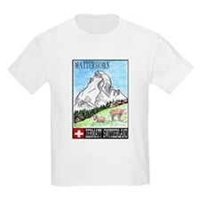 The Matterhorn Shop T-Shirt