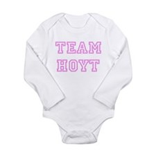 Pink team Hoyt Body Suit