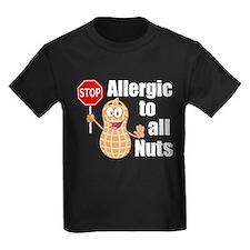 Peanut Allergy T