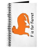 F is for Ferret Journal
