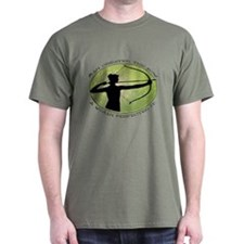women's archery competition T-Shirt