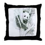 Cute China Throw Pillow