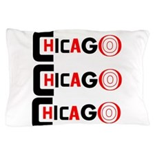 Chicago Pride Pillow Case